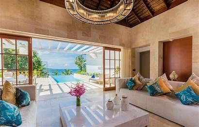 Palladium Residence Grand Terrace Pool Interior Living