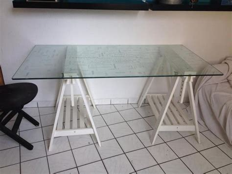 Ikea Tisch Kleinanzeigen by Ikea Tisch Glasplatte Und B 246 Cke In Berlin Speisezimmer