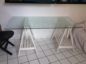Ikea Tisch Glasplatte : ikea tisch glasplatte und b cke in berlin speisezimmer essecken kaufen und verkaufen ber ~ Sanjose-hotels-ca.com Haus und Dekorationen