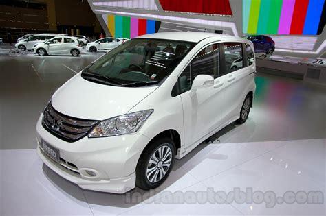 motor honda indonesia new honda freed to launch in japan in 2016