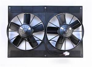 A1 Electric Online Store  Spal 30102052 Dual 11 U0026quot  Fan