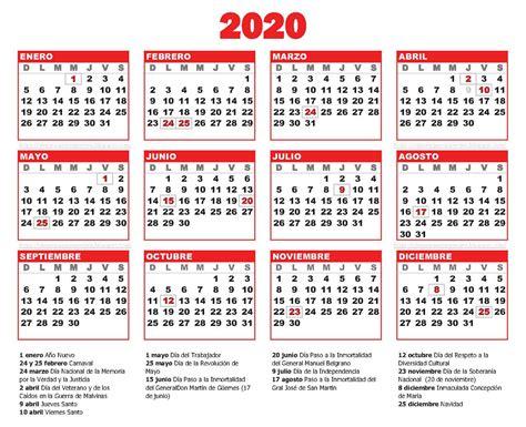 calendario argentina