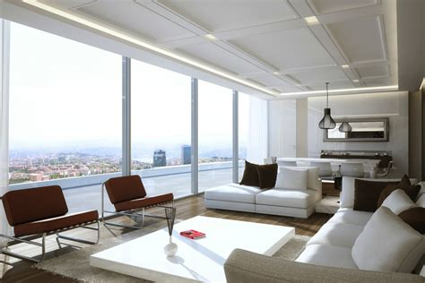 living room designs  great view  modern decor