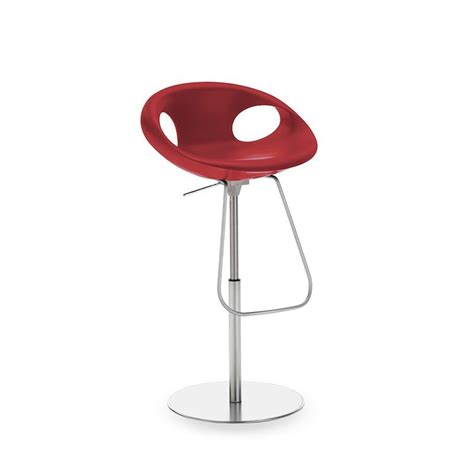 chaise reglable hauteur up stool 907 51 chaise de bar hauteur réglable tonon