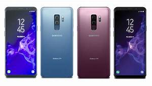 Preis Samsung Galaxy S9 : samsung galaxy s9 in diesen farben erscheint das ~ Jslefanu.com Haus und Dekorationen