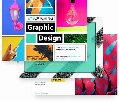 Proposal Graphic Template Templates Sales Proposify