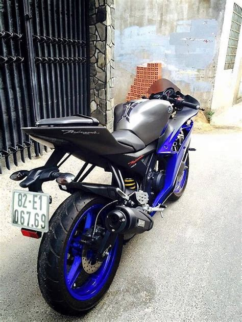 R15 V2 Modification Tips by Yamaha R15 Modified To Look Like R6 E Bikeadvice In