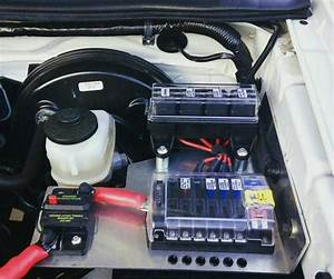 Add On Auto Fuse Blocks And Power Switch