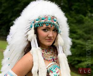 PHOTOS My Big Fat Native American Gypsy Wedding?