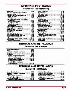 2007 Mercruiser 496 Service Manual