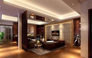 Duplex house interior designs living room 3D house, Free