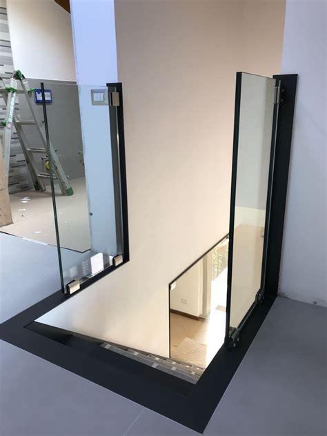 Ringhiera Design by La Metal Design Ringhiere In Vetro