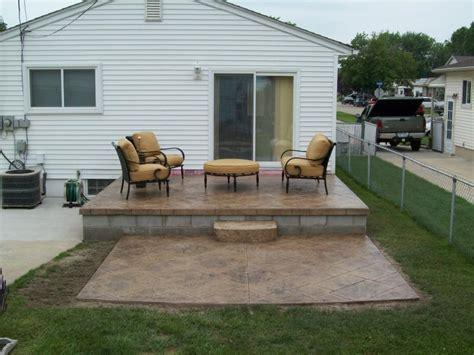 concrete patio ideas for small backyards concrete patio ideas for small backyards landscaping gardening ideas