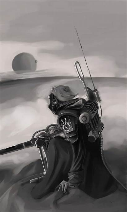 Mechanicus Ranger Skitarii Adeptus Warhammer Hipwallpaper Background