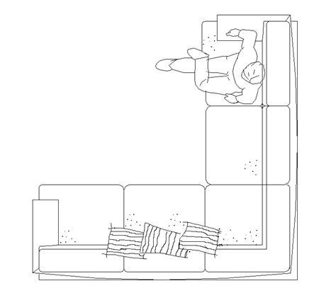 corner sofa free cad block cadblocksfree cad blocks free