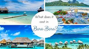 Bora bora prices for How much does it cost to honeymoon in bora bora