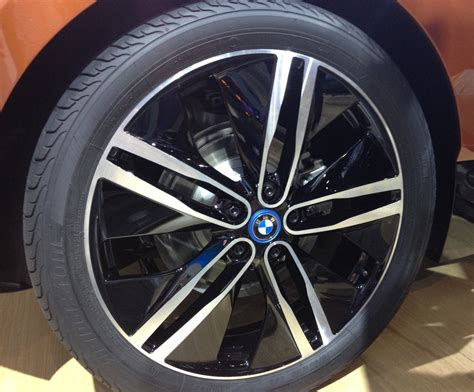 Bmw Tire by Bmw I3 Tires Technical Details