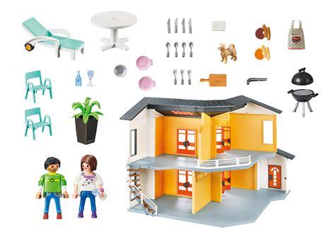 Modernes Wohnhaus  9266  Playmobil® Deutschland