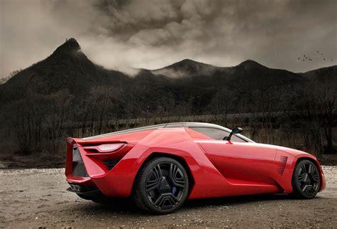 2009 Bertone Mantide Specs, Pictures, Top Speed & Engine