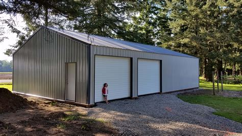 (updated 2018) How Much Does A Pole Barn Cost Per Square Foot