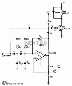 110 Volt Current Limiting Circuit