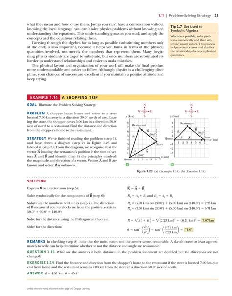 problem solving exercises  physics answers exercisewalls