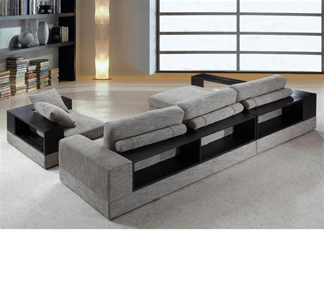 chaises casa dreamfurniture com divani casa anthem modern fabric