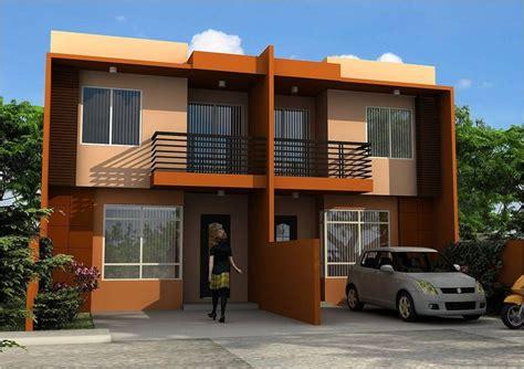 duplex apartment design philippines duplex house design philippines house design house