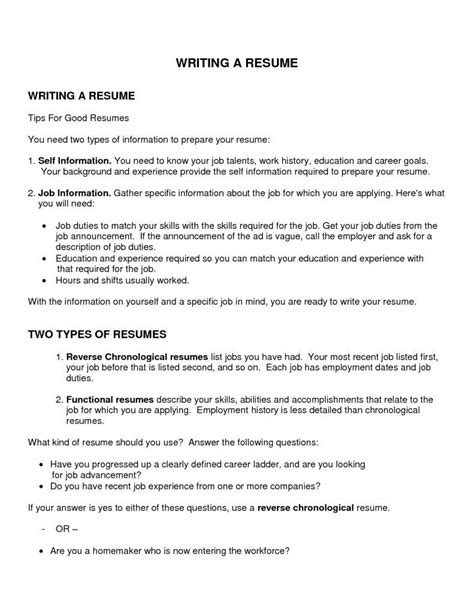 10 what is an objective on a resume exle resume letter