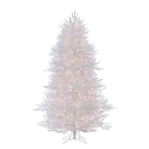 white twig christmas tree  lights home decor