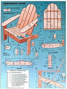 free plans for outdoor rocking chair