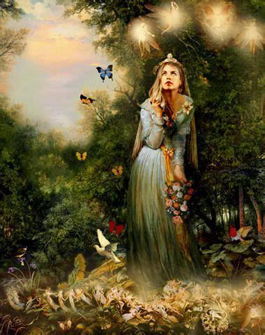 Airmed Celtic Goddess of Healing. In Irish mythology, one ...