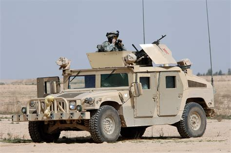 A Dozen Armored Cars Better Than The Humvee