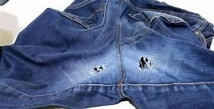Comment Réparer Un Liner Déchiré : tuto r parer un pantalon trou l 39 entrejambe ~ Maxctalentgroup.com Avis de Voitures