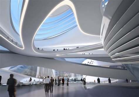 modern architecture  zaha hadid architects