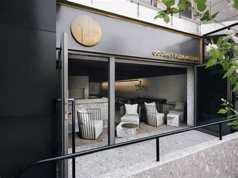 lievito restaurant  beijing  architect