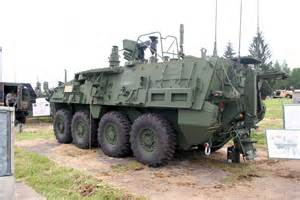 Stryker Chemical Reconnaissance Vehicle