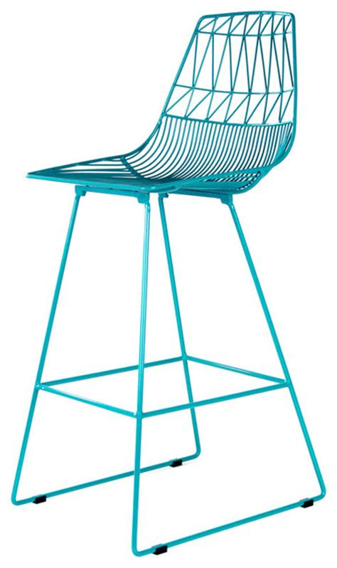 bend goods bar stool peacock modern bar stools