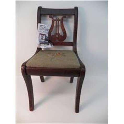 duncan phyfe harp back chairs duncan phyfe salesmen sle chair harp back needle