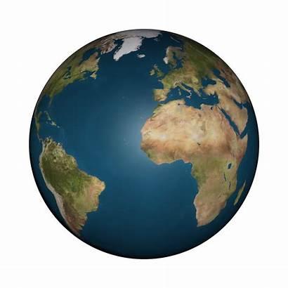 Earth Transparent Planet Clipart Brown Globe Cartoon