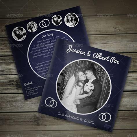 Elegant Dark Wedding Dvd  Cd Sleeve By Vinyljunkie