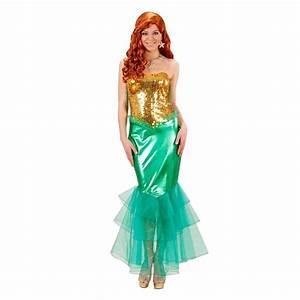 Deguisement De Sirene : d guisement sir ne femme ~ Preciouscoupons.com Idées de Décoration