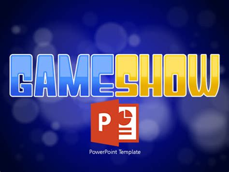 powerpoint template  friendly competitive game
