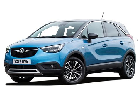 vauxhall colorado vauxhall crossland x suv review carbuyer