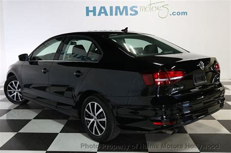 2017 Used Volkswagen Jetta 1.4t Se Automatic At Haims