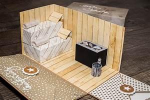 Sauna Anleitung Anfänger : explosionsbox zu weihnachten zum verschenken eines sauna gutscheins eigene karten boxen ~ Orissabook.com Haus und Dekorationen