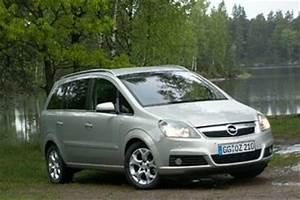 Opel 9 Places : essai opel zafira encore mieux ~ Gottalentnigeria.com Avis de Voitures