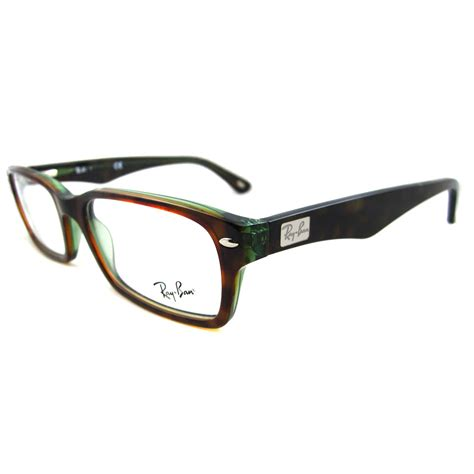 ban glasses frames 5206 2445 green 52mm ebay