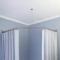ceiling mount shower curtain track home design ideas