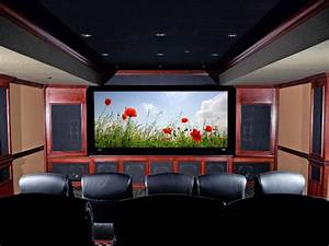 Designer Home Theaters & Media Rooms: Inspirational